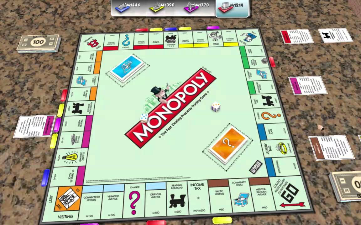 5 Classic Board Games That Can Easily Be Played Online