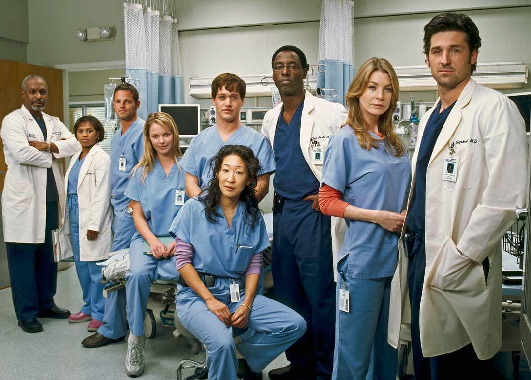 Grey's Anatomy - The Must-See Hospital Drama