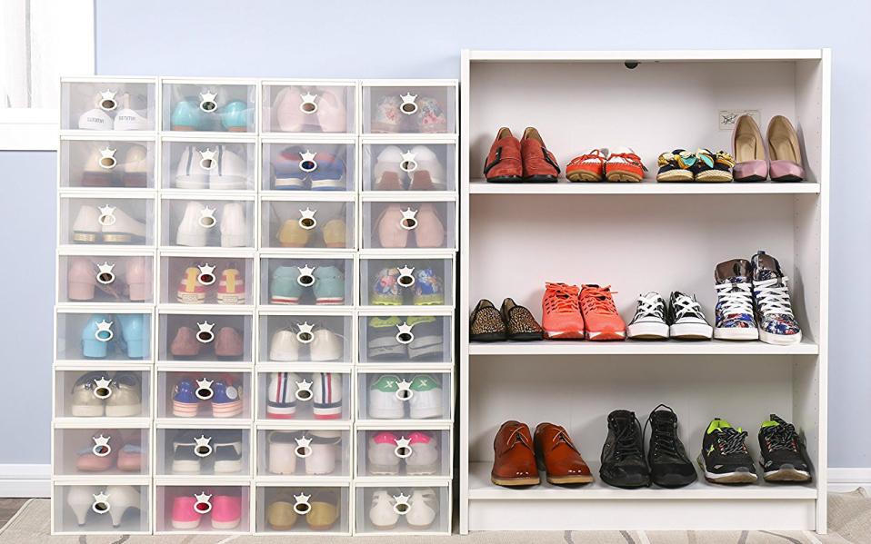 Shoe Closet Organizers