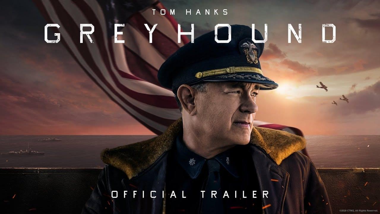 Greyhound 2020 movie poster