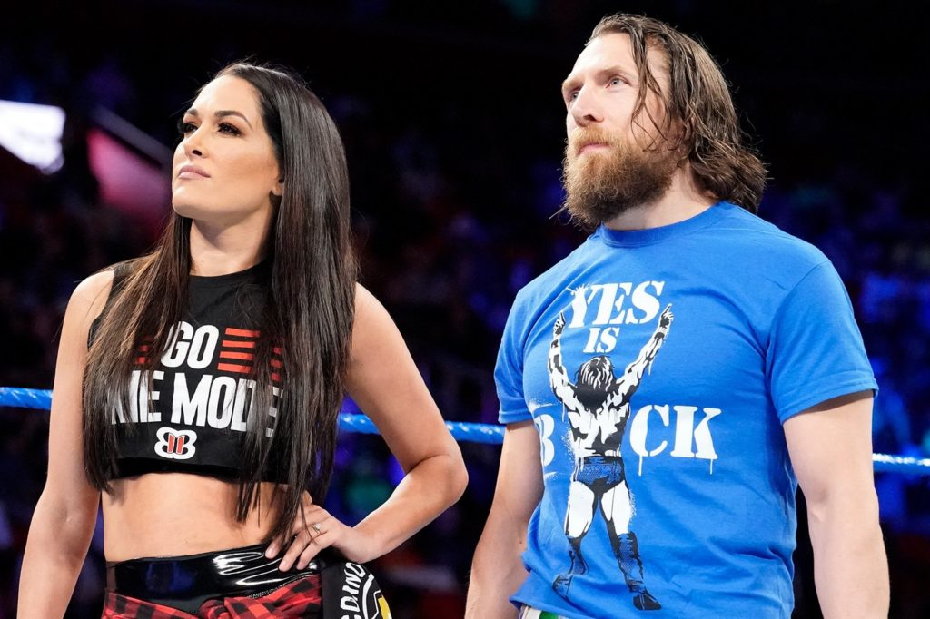 Brie Bella and Daniel Bryan: Wrestling's Greatest Tag Team