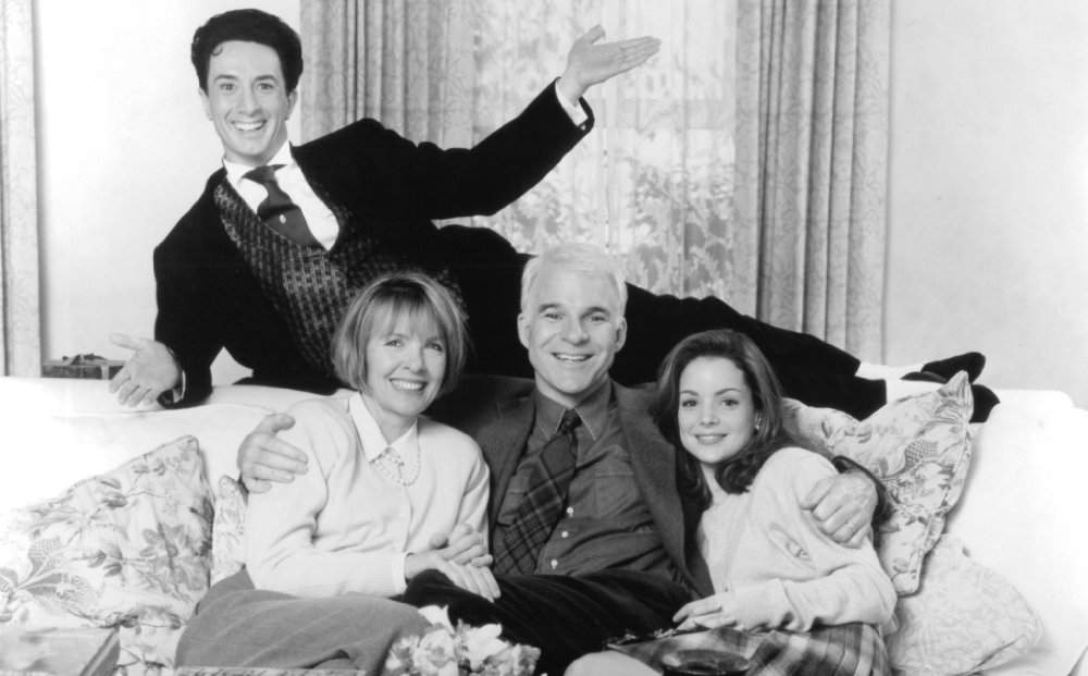 Father of the Bride movie shot