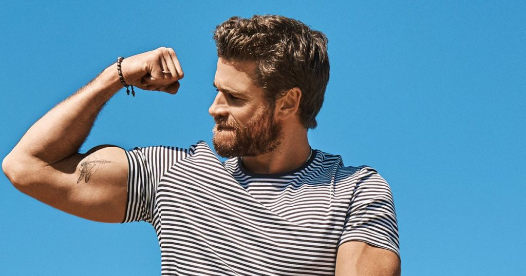 Liam Hemsworth About Rebuilding His Life and Muscles After the Divorce