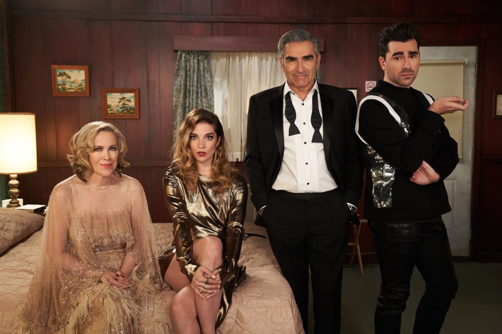 5 Behind-the-Scenes Details About Schitt's Creek