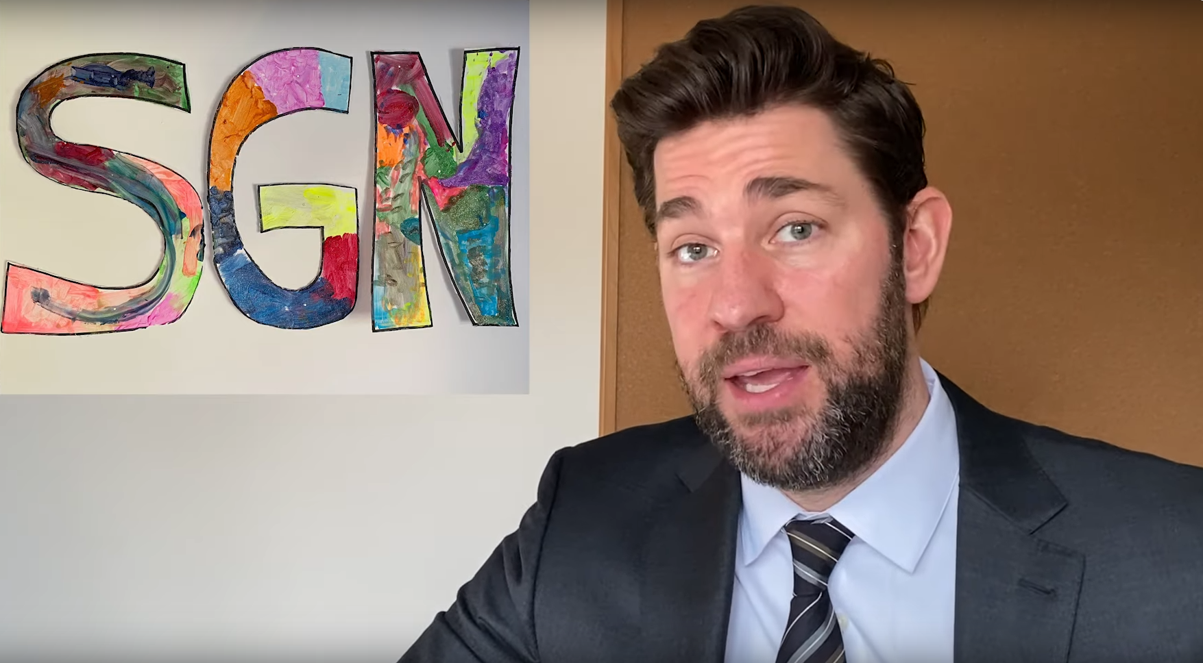 Good News With John Krasinski