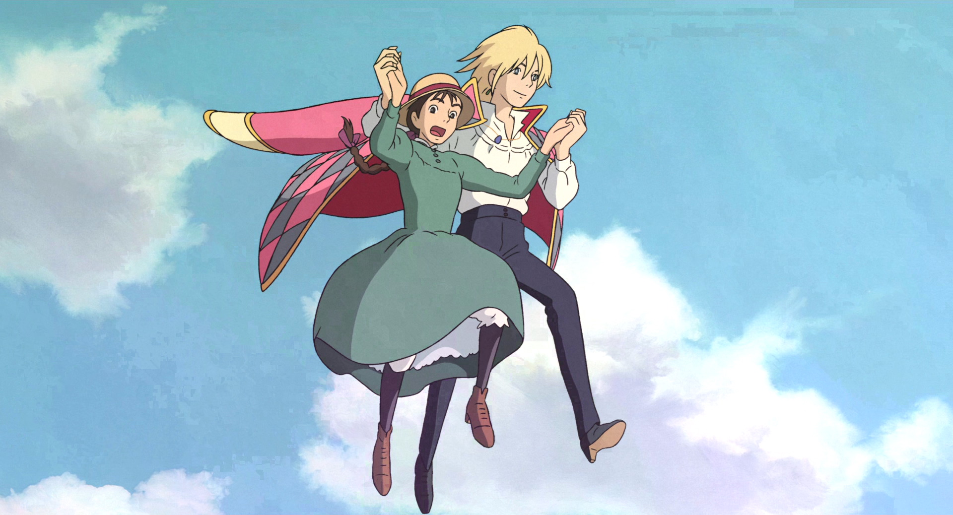 Howl and Sophie, Howl's Moving Castle