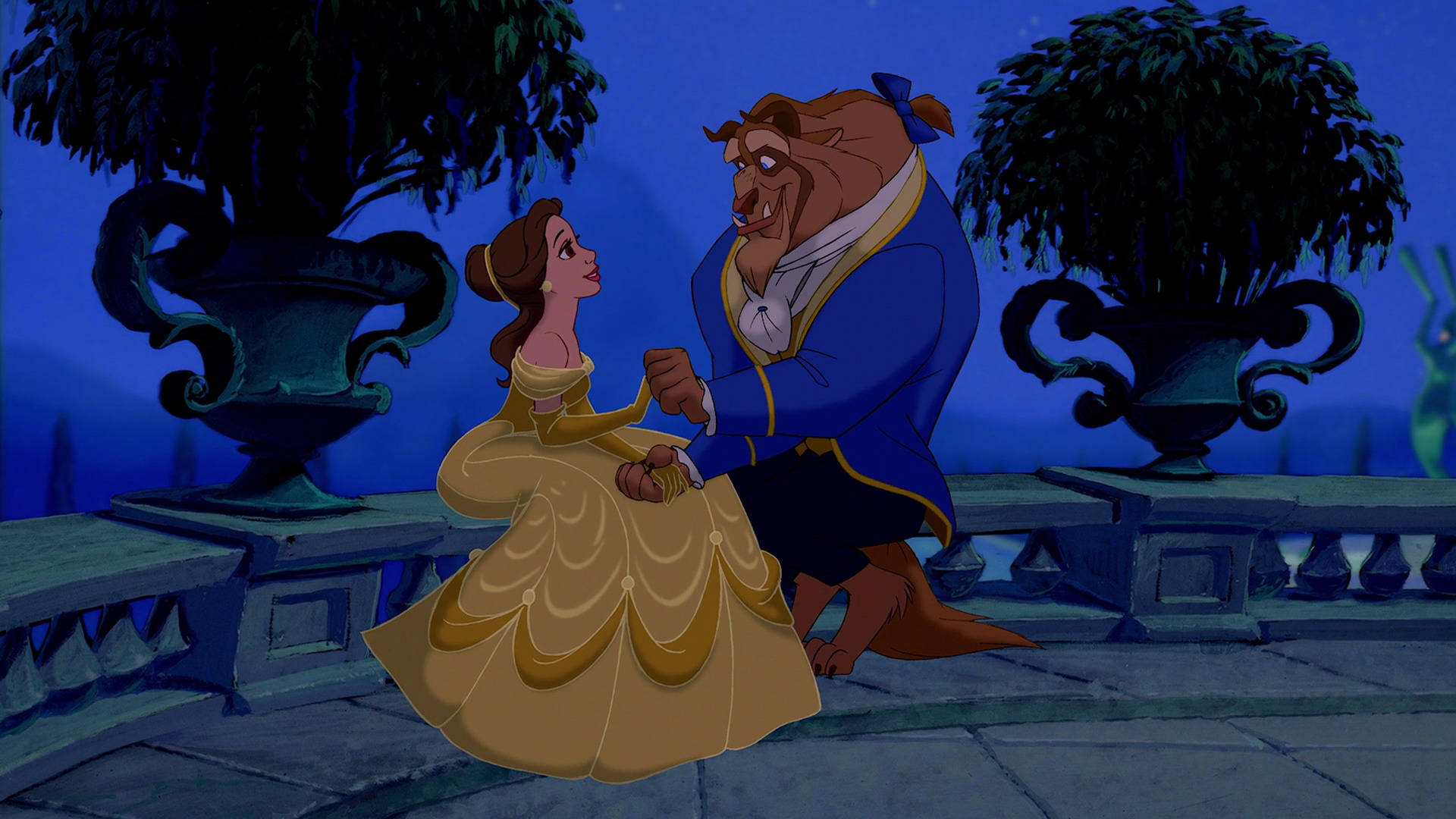 Belle and the Prince, Beauty and the Beast - The Cartoon