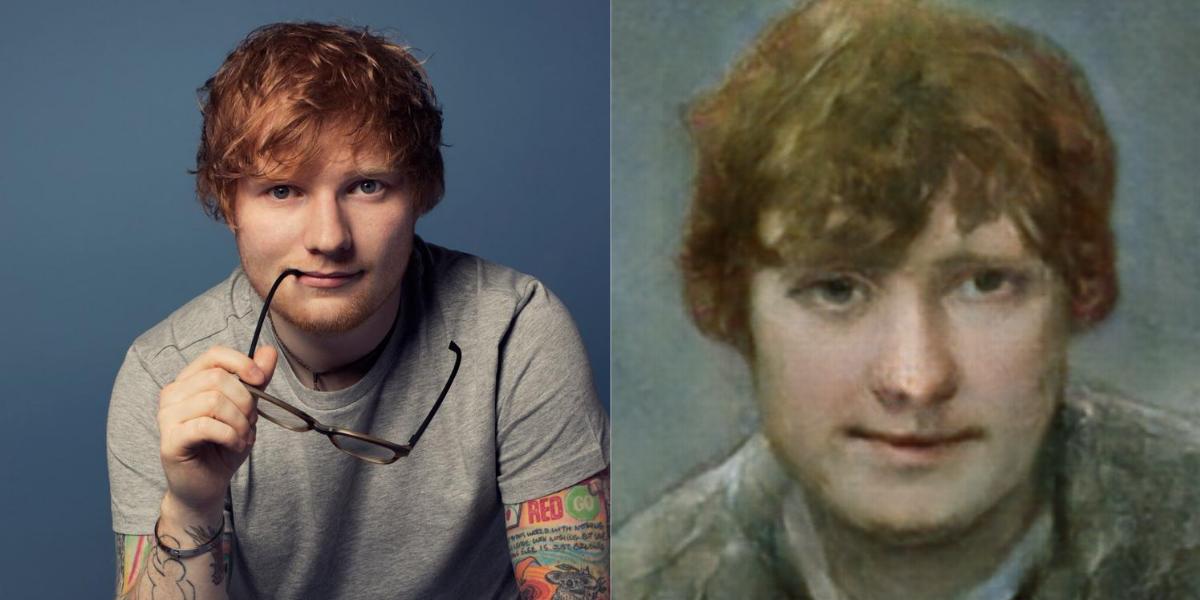 Ed Sheeran - AI renaissance