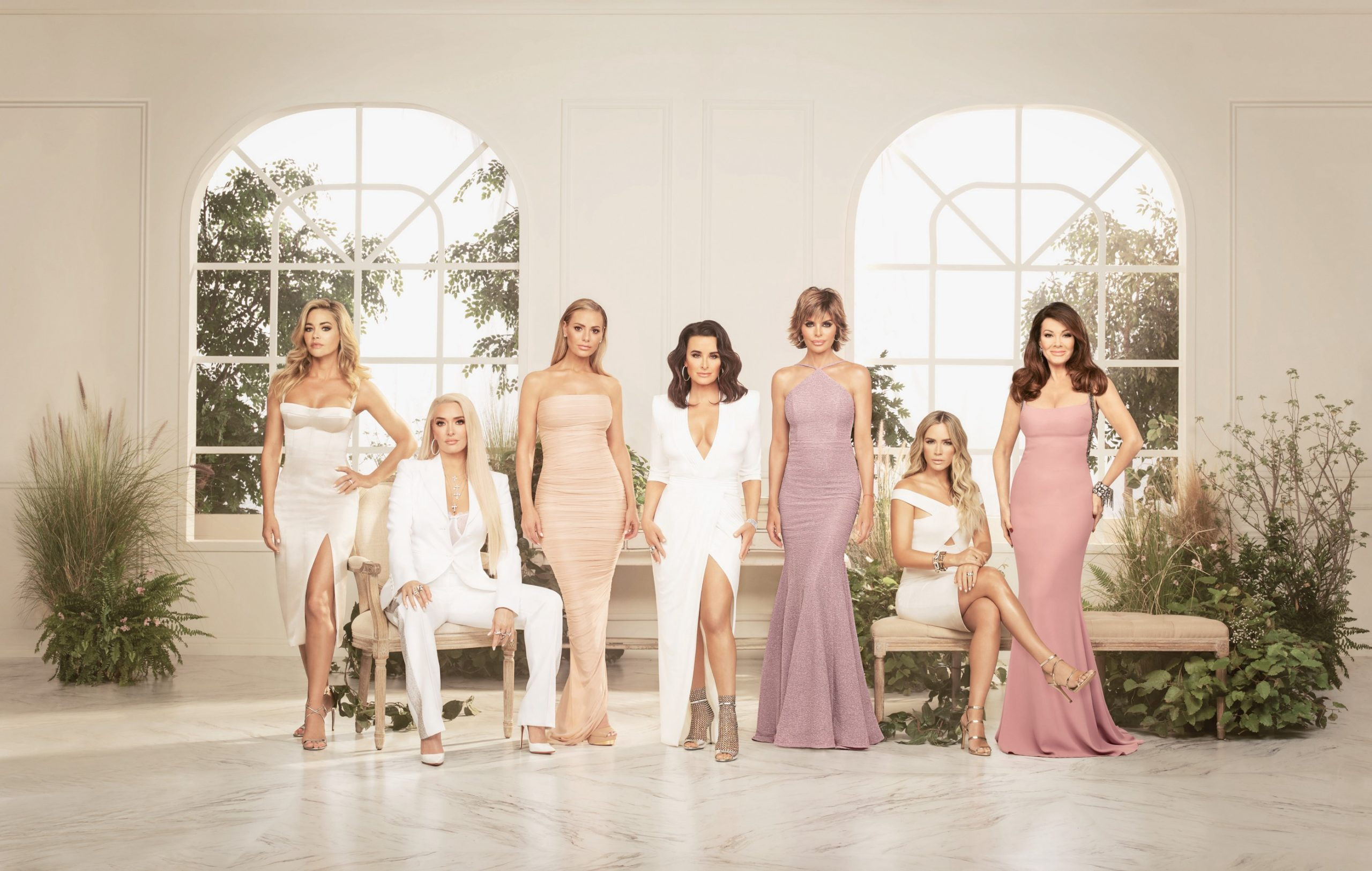 The Real Housewives of Beverly Hills Season 10 Cast