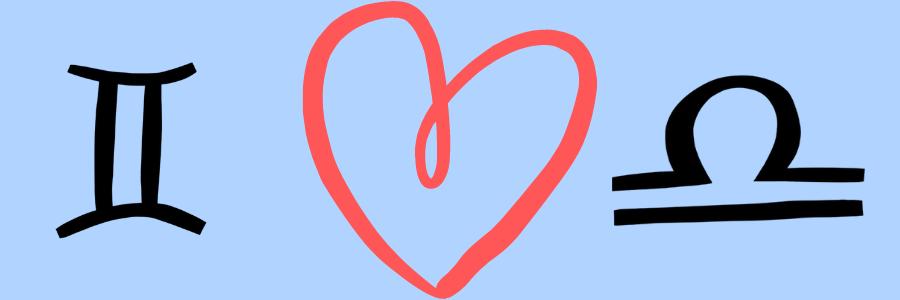 Gemini & Libra Marriage Compatibility