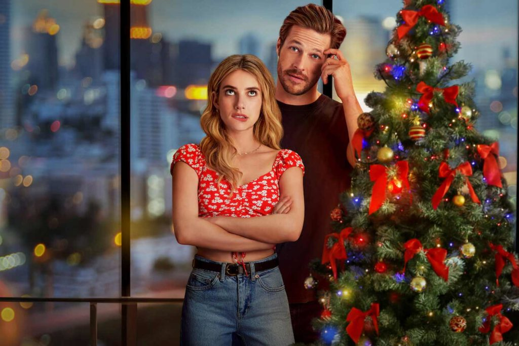 Critics Are Hating Emma Roberts' New Movie - Holidate