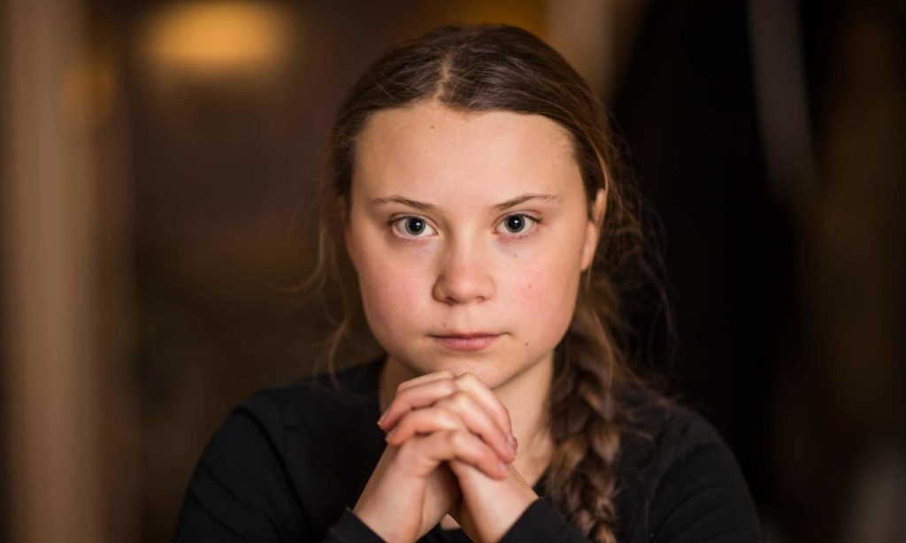 'I Am Greta' Shows Greta Thunberg in a New, Intimate Documentary