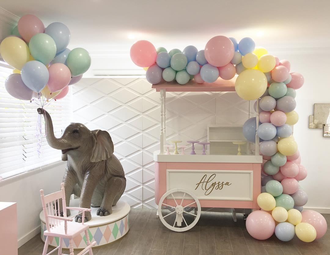 Balloon Garlands