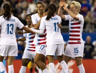 The U.S. Women's Soccer Team Battles Against Gender Discrimination