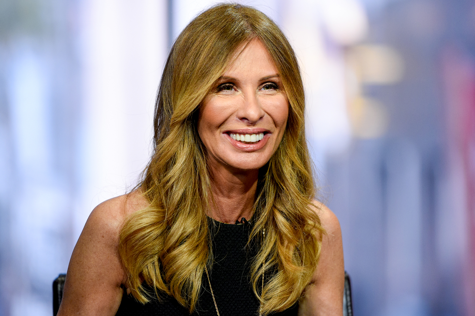 Carole Radziwill Once Wanted to Date Liam Neeson After a Kiss