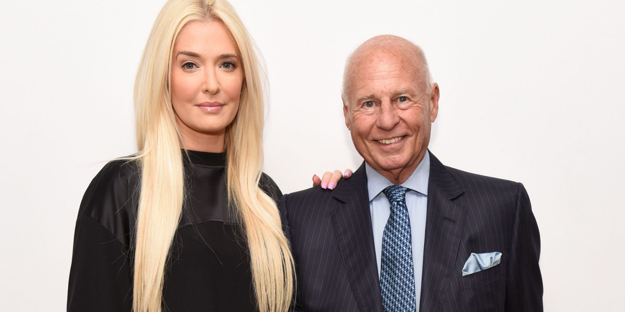Erika Girardi and Thomas Girardi attend The Sherman Brothers Disney Music - The 7th Annual Concert Extraordinaire - Los Angeles Lawyers Philharmonic on June 18, 2016 at Walt Disney Concert Hall in Los Angeles, USA. (Photo by Steve Eichner)