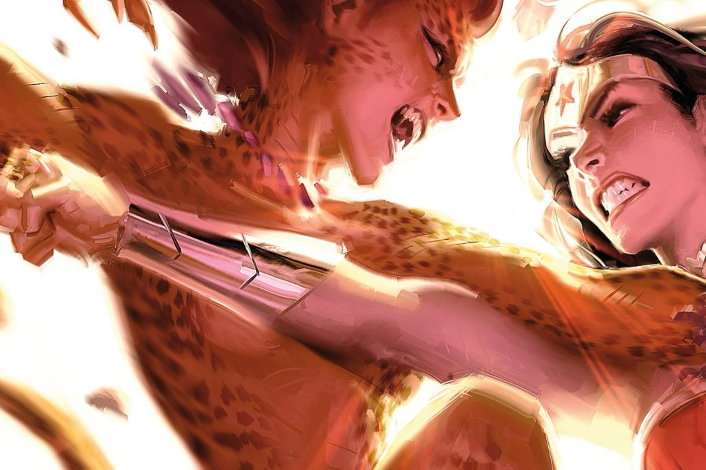 Cheetah's History and Complicated Relationship With Wonder Woman