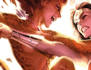Cheetah'& Wonder Woman