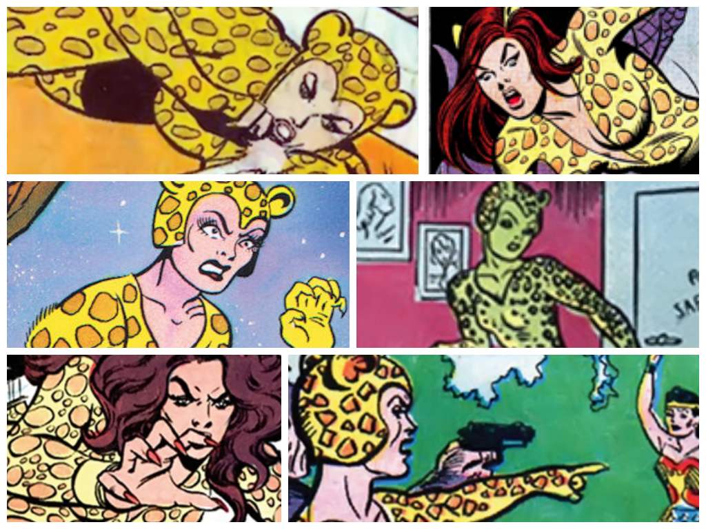 Cheetah, Part 1 Comics