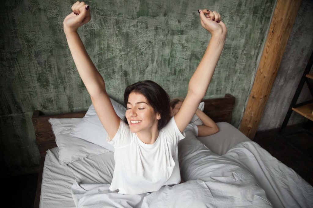 Five Stretching Poses To Do Before Bed for Better Quality Sleep