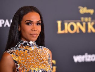 "ULY 09: Michelle Williams attends the premiere of Disney's ""The Lion King"" at Dolby Theatre on July 09, 2019 in Hollywood, California."