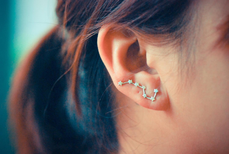 The Big Dipper - Constellation Ear Piercing