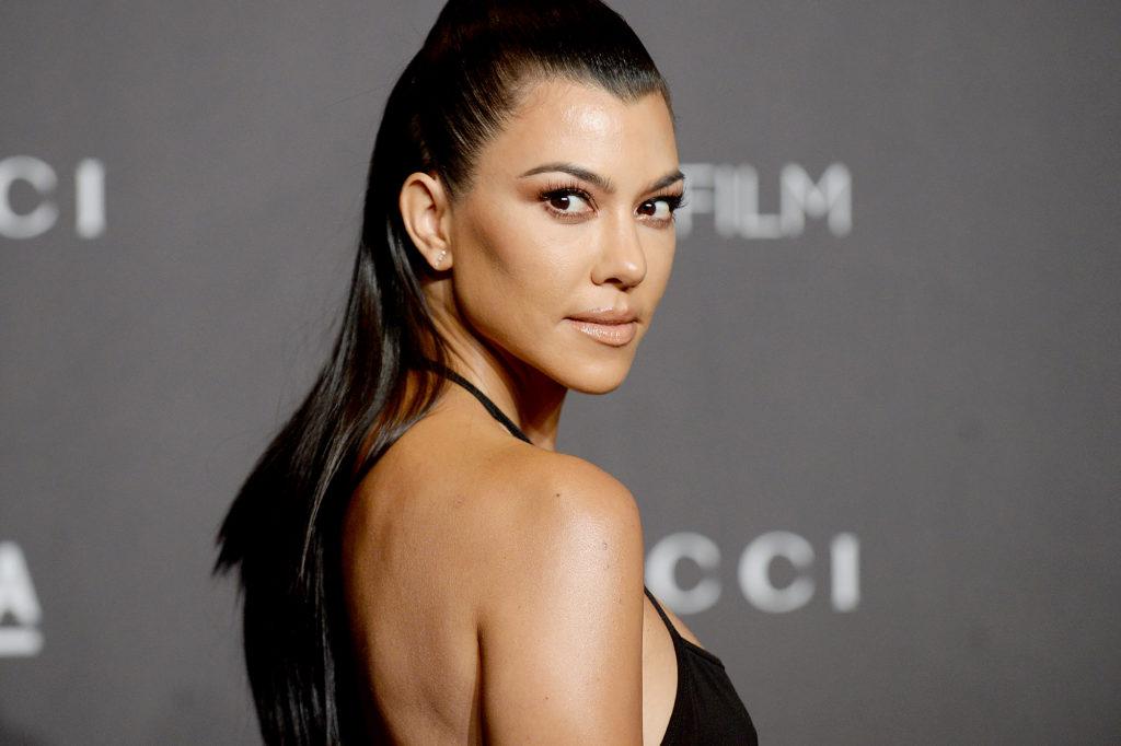 Kourtney Kardashian Shares a Hand-Holding Picture With Travis Barker