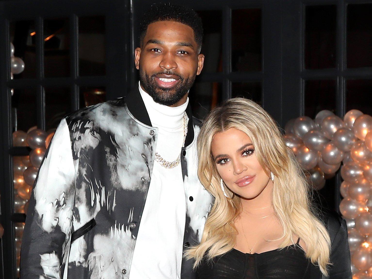 Khloé Kardashian Removes Ring After Tristan Thompson Cheating Rumors