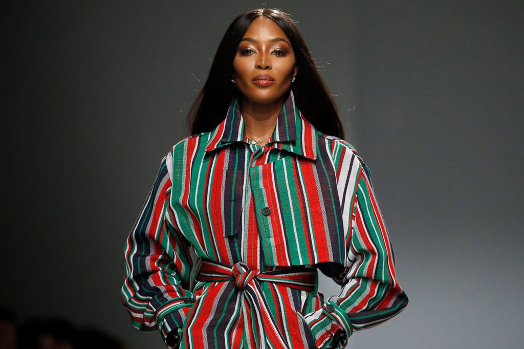 Naomi Campbell Shares That She's Officially a First-Time Mom