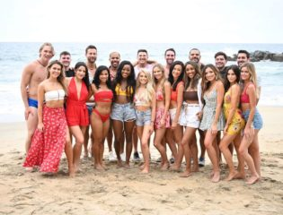 The contestants of Bachelor in Paradise 2021.